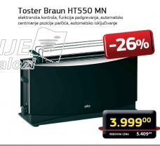 Toster HT 550 MN