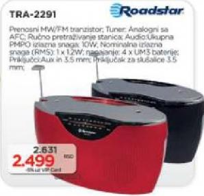Radio TRA-2291