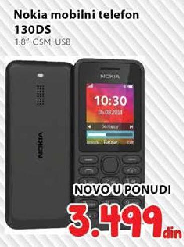 Mobilni telefon 130 DS