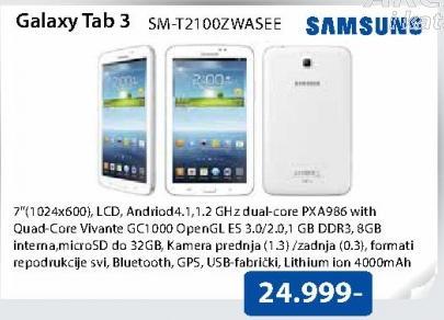 Tablet SM-T2100ZWASEE