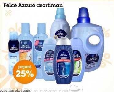 25% popusta na Felce Azzuro asortiman