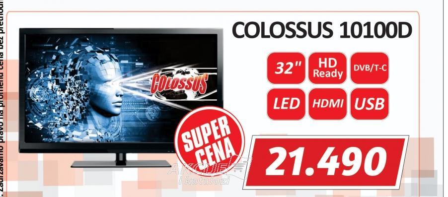 """Televizor LED 32"""" 10100D"""