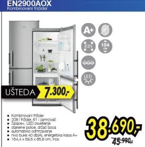 Kombinovani frižider EN2900AOX