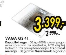 Vaga Gs 41