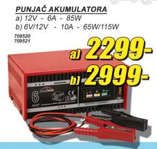 Punjač akumulatora 10A