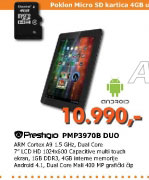 Tablet PMP3970 DUO