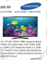 LED Televizor UE39-F5500