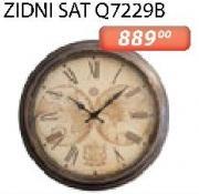 Zidni sat Q7229b