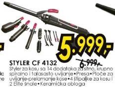 Styler Cf 4132