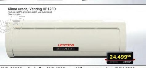Klima HP12FD