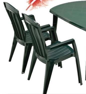 Baštenska stolica Kirkenes