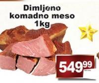 Svinjsko meso dimljeno