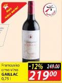 Crno vino Gaillac