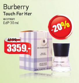 Ženski parfem Touch For Her