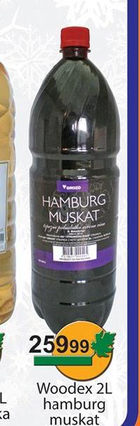 Crno vino Hamburg Muskat