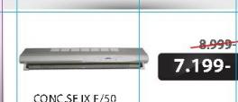 Aspirator  CONC.SE IX F/50