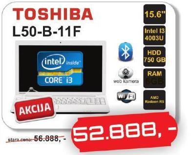 Laptop L50-B-11F