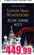 Knjiga Jedne zimske noci