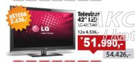 """TV 42"""" LCD 42cs460"""