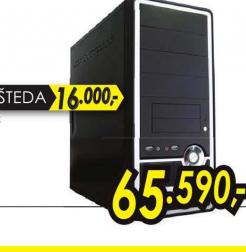 Desktop računar konfiguracija TEHNOGAME /MSG
