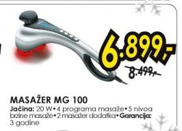 Masažer Mg 100