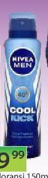 Dezodorans Cool kick