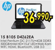 Laptop Pavilion Sleekbook 15 B105 D4Z62EA
