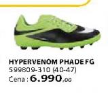 Fudbalske kopačke Hypervenom phade  FG, 599809-310