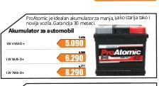 Akumulator za automobil