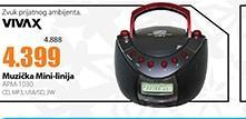 Muzicka Mini-Linija APM-1030