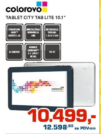 Tablet City Tab Lite 10.1""
