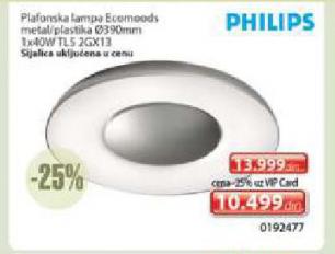 Plafonska lampa Ecomoods