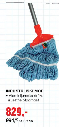 Industrijski mop