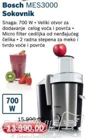 Sokovnik Mes3000