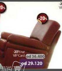 Fotelja Ariana