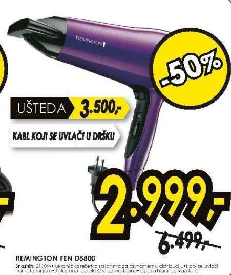 Fen za kosu D5800