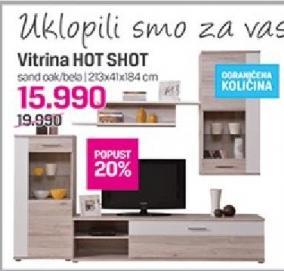 Vitrina HOT SHOT