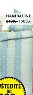 Set krep posteljine Hanibaline