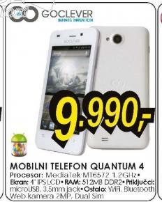 Mobilni telefon Quantum 4