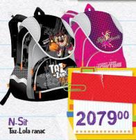 N. Sit Taz-Lola ranac