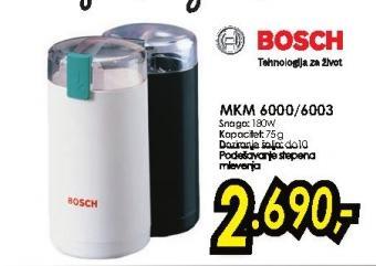 Mlin za kafu Mkm 6000/6003