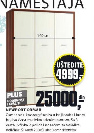 Ormar NewPort