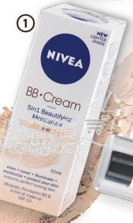 Krema za lice BB Cream