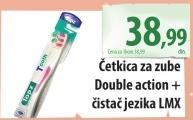 Četkica za zube double action