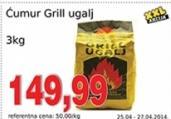 Ćumur grill ugalj