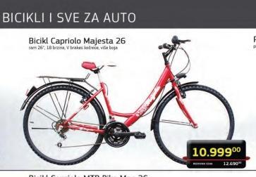 Bicikl Majesta 26