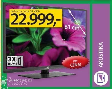 """Televizor LED 32"""" 32FG3202"""