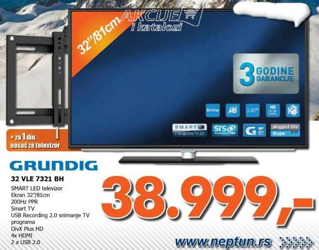 Televizor LED 32 VLE7321BH
