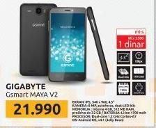 Mobilni Telefon Gsmart MAYA M1 v2