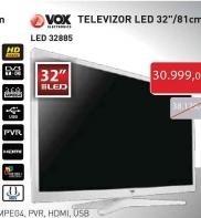"LED 32885 Televizor 32""/81cm"